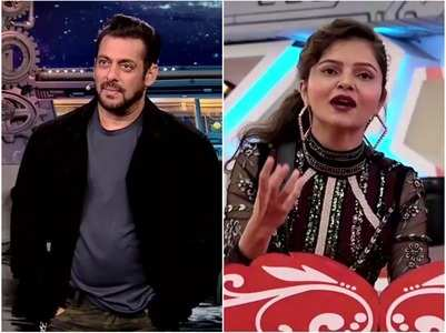 BB14: Salman lashes out at Rubina