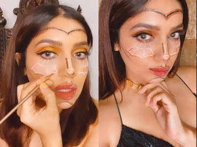 Bhumi's look Halloween 2020; See pic