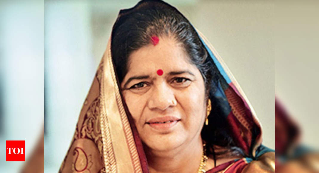 EC action against BJP's Imarti Devi over poll code violations | India News – Times of India