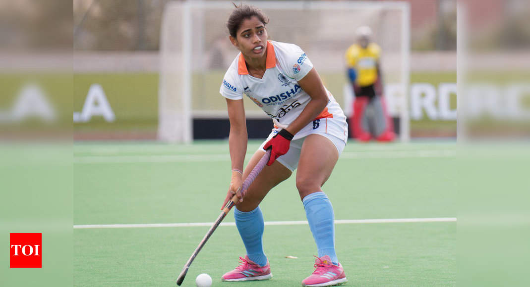 Goal is to help team win medal in Tokyo, says Reena Khokhar   Hockey News -  Times of India