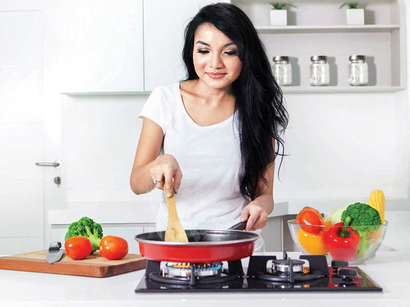 Tips to spice up your home cooking this festive season - Times of India