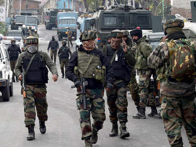 Hizbul Mujahideen chief Saifullah killed in encounter near J&Ks Srinagar, say police