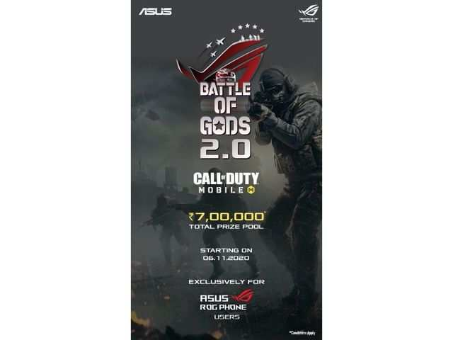 Asus announces season 2 of Battle of Gods tournament on Call of Duty Mobile