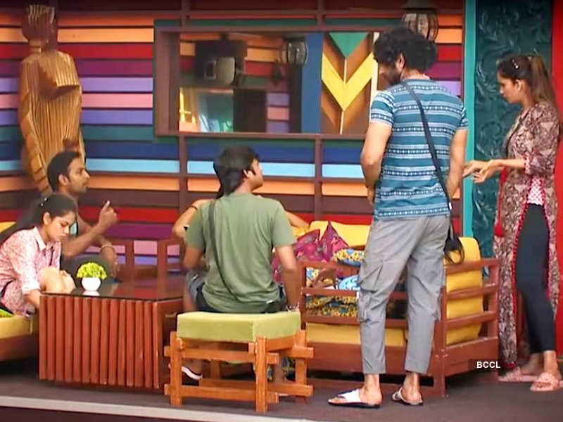 Bigg Boss Tamil 4: Aari Arjuna accuses Samyuktha Karthik of being biased