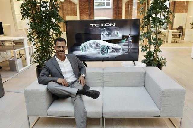 Tekion's hub in Bengaluru is its nerve centre