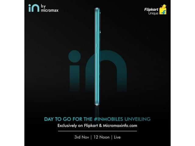Micromax In smartphone series to launch today at 12 pm: How to watch the live stream