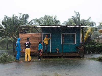 Will Tropical Storm Eta hit Florida?