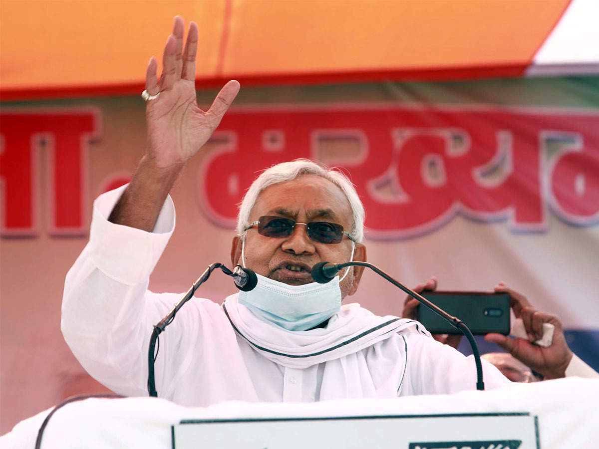 "Nitish Kumar Receives Backlash From Tejashwi Yadav For ""Last Elections"" Remark"