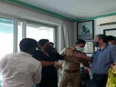 Mumbai Police arrests Arnab Goswami