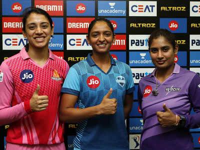 Supernovas vs Velocity, Match 1, Women's T20 Challenge 2020