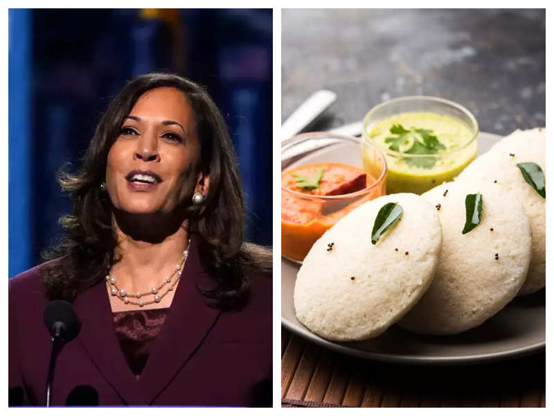 From idli to tikkas, newly elected US Vice-President Kamala Harris reveals her love for Indian food