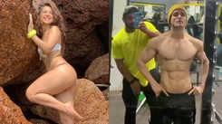 Amid breakup rumours, Benafsha Soonawalla sets internet ablaze with bikini pictures while Priyank Sharma resumes work