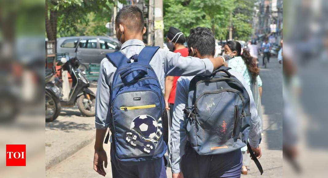 Karnataka to take 'calculated decision' on reopening schools – Times of India