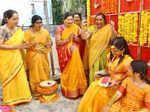 Actor Raja Chembolu ties the knot with Himabindu Lakshmi