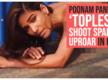 Poonam Pandey: 'Topless' shoot sparks uproar in Goa