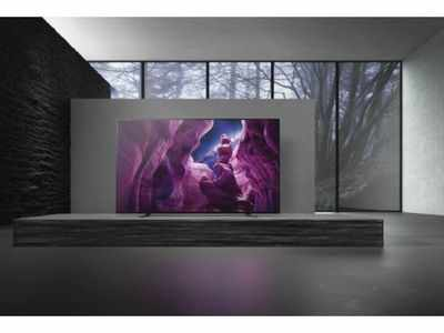 Sony Launches 65 Inch 4K HDR OLED