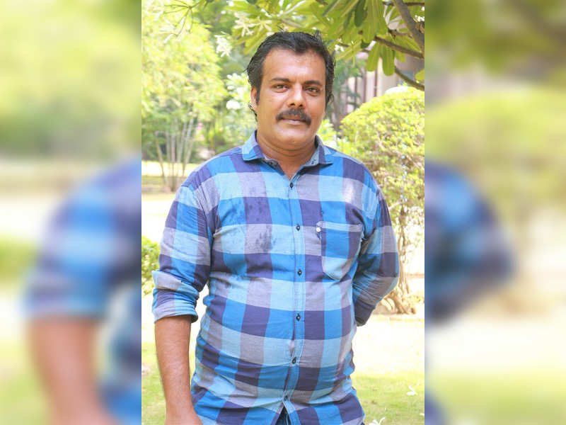 Munishkanth plays office assistant in a film that explores middle-class life