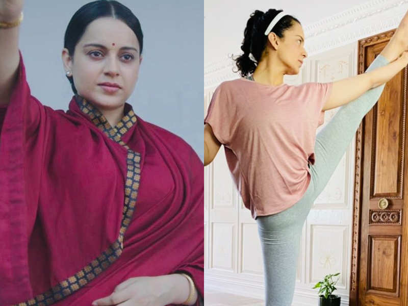 Kangana's Ranaut's weight gain: Putting on 20 kilos strained the actor's back. Know why this happens