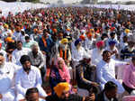 Protest held against farm bills in Amritsar
