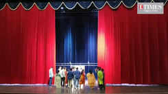 Curtains raise for city's cultural group
