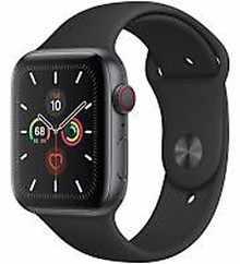 Apple Watch Series 5 MWWE2HN/A GPS + Cellular 44mm Aluminium Case Smart Watch(Space Grey)