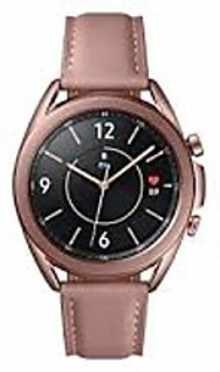 Samsung Galaxy Watch 3 41MM 4G Smart Watch SM-R855FZDAINS (Gold)