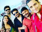 'Bigg Boss Telugu 2' fame Samrat Reddy ties the knot with Anjana Sri Likitha
