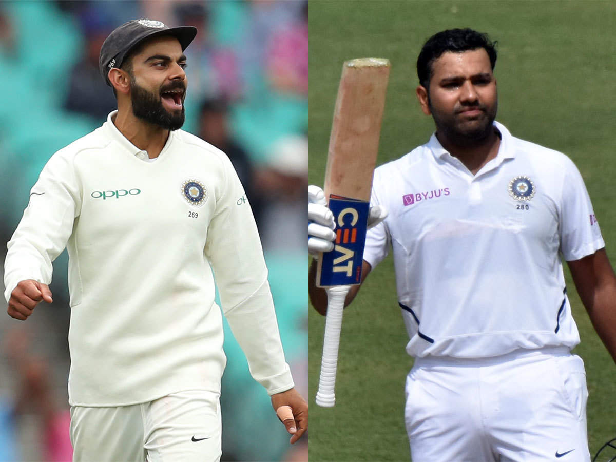 India Vs Australia Squad 2020 Virat Kohli To Take Paternity Leave After First Test Rohit Sharma Included In Test Squad T Natarajan In T20 Squad Cricket News Times Of India