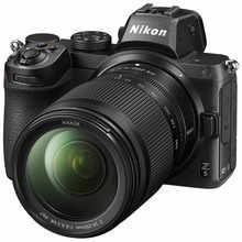 Nikon Z5 Mirrorless DSLR Camera (24-200MM Lens)