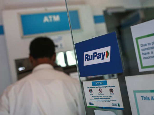 "FM asks banks to promote RuPay cards; make NPCI ""brand India product"""