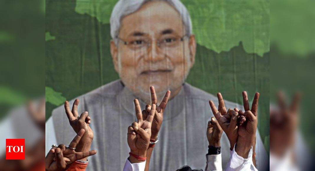 Bihar polls: BJP improves tally, but new alliance arithmetic pulls down NDA vote share since 2019 LS elections | India News – Times of India