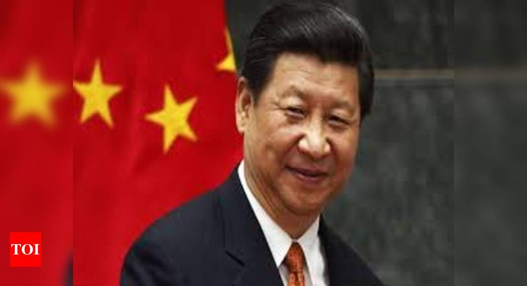 China cannot be separated from world: Xi Jinping – Times of India