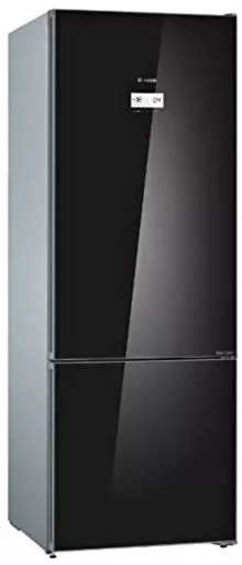 Bosch 559 Lt Bottom Freezer Black Frost Free Refrigerator (KGN56LB41I)