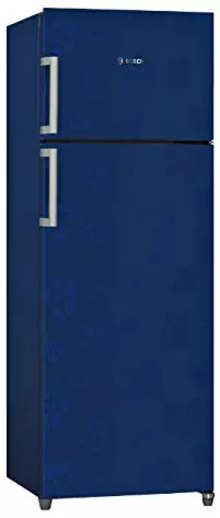 Bosch 347 Lt Midnight Blue Double Door Frost Free Refrigerator (KDN43VU30I)