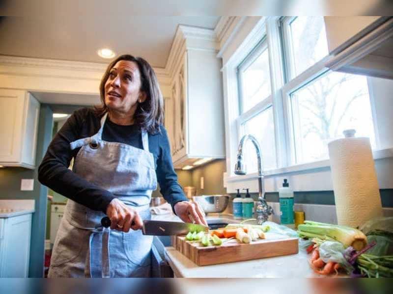 Dosas to chicken roast: Kamala Harris cooks her way into America's heart