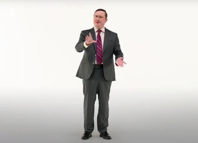 Apple brings back John Hodgman as the 'PC Guy' to make fun of Windows laptops