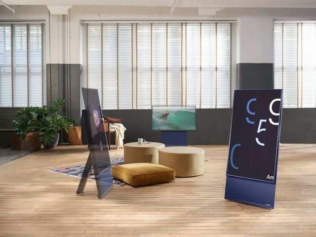 Samsung launches The Sero rotating smart TV at Rs 1,24,990