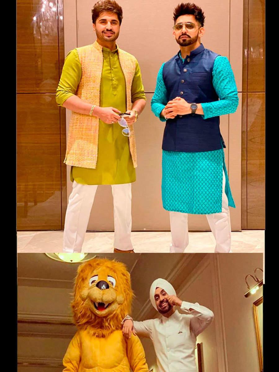 Diwali Style Book Inspired By Punjabi Gabrus | Times of India