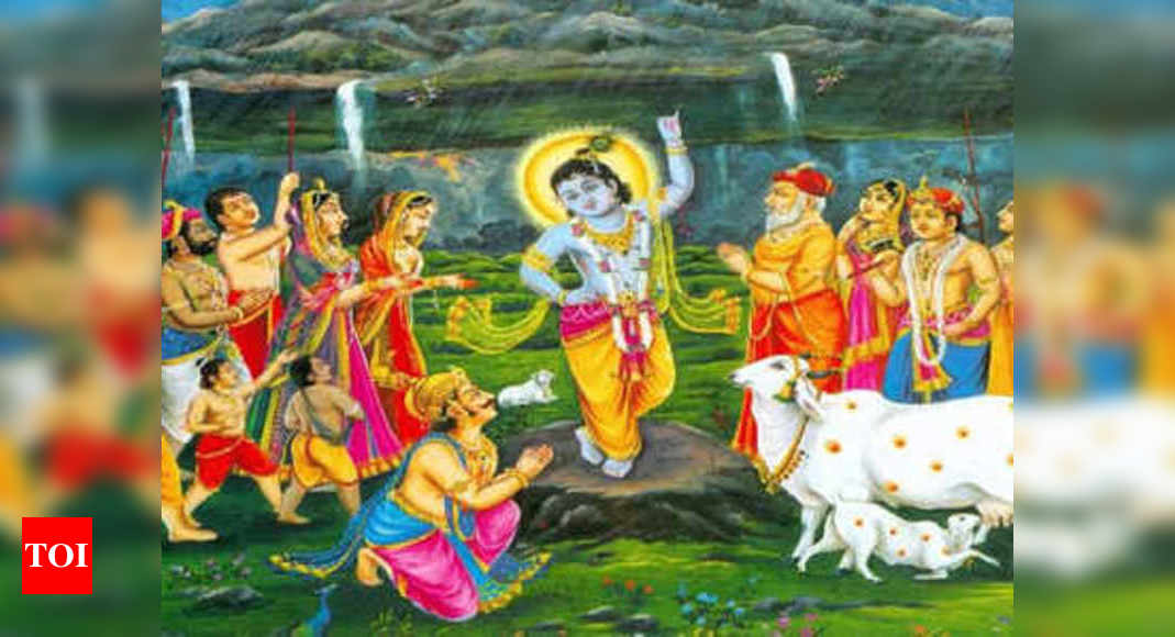 Govardhan Puja 2020 date, time and significance – Times of India
