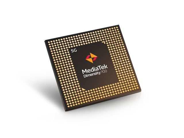 MediaTek unveils Dimensity 700 5G chipset