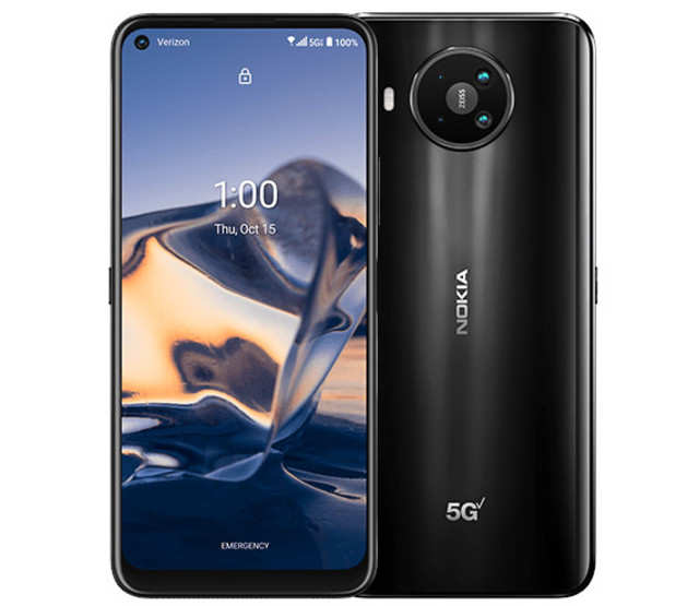 Nokia 8 V 5G UW with mmWave 5G launched on Verizon