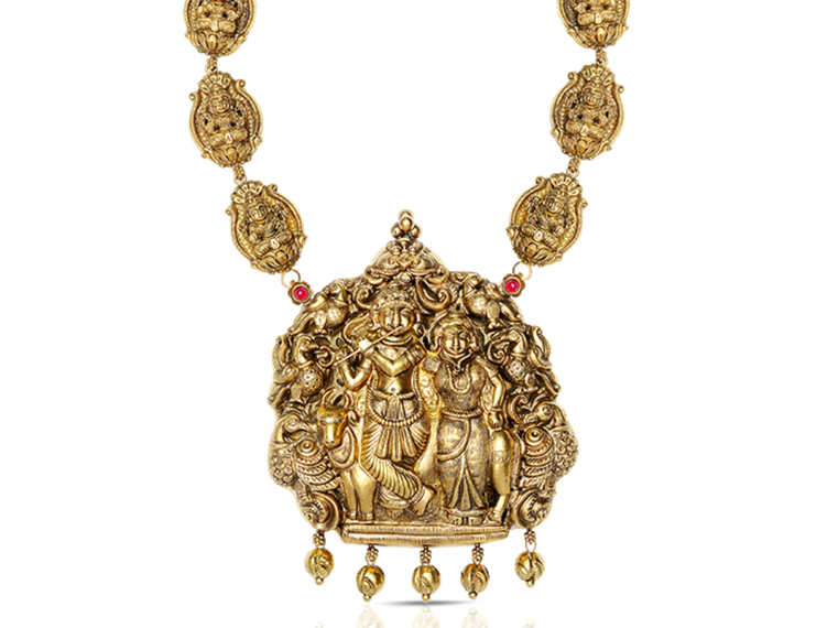 Temple Jewellery: What it is and how brides can experiment with it