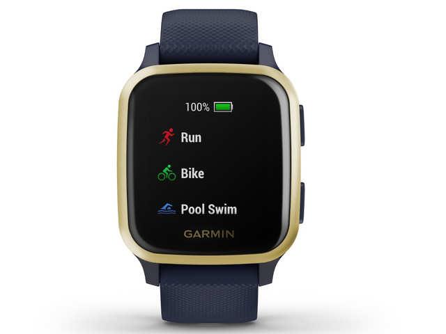 Garmin India launches Venu SQ and Venu SQ Music Edition smartwatches, price starts at Rs 21,090