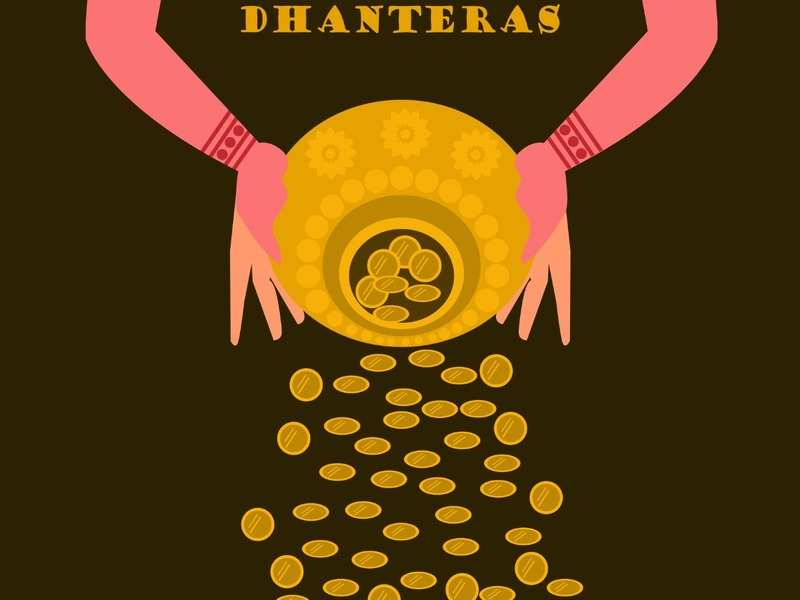 Happy Dhanteras 2020: Date, time, puja vidhi, shubh muharat, mantra and muharat to buy gold and silver