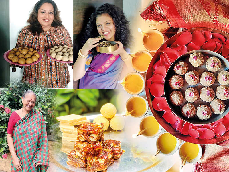 This Deepavali, home chefs take over commercial confectioners