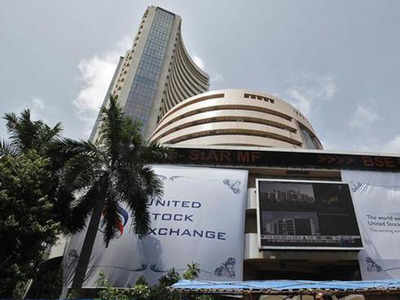 Markets snap 8-session winning streak; sensex drops 236 points - Times of India