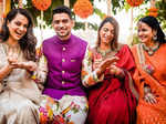 Inside Kangana Ranaut's brother Aksht's lavish wedding ceremony in Udaipur
