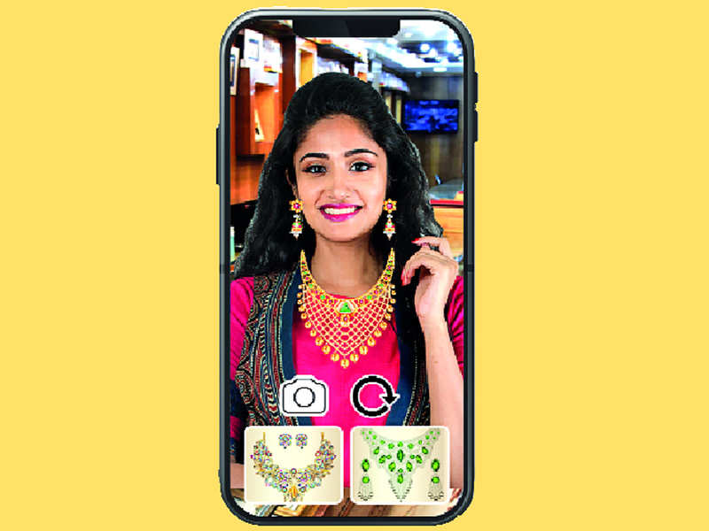 Jewellery shopping goes virtual amid the pandemic
