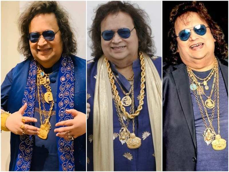 Exclusive! 'I am still referred to as Gold Man Bappi Lahiri'