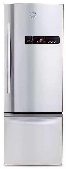 Godrej 380 L 1 Star Frost-Free Double Door Refrigerator (RF NXW 380A 15 HF 15 INOX, Inox)